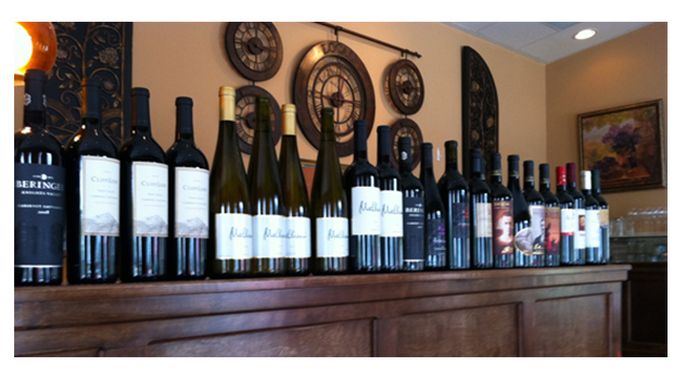 Calabria Mill Creek Wine Selections