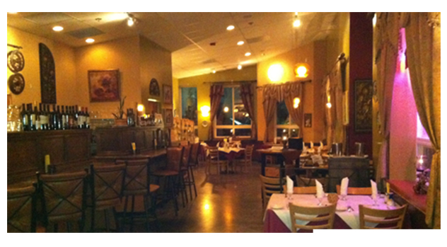 Calabria Mill Creek Dining Room